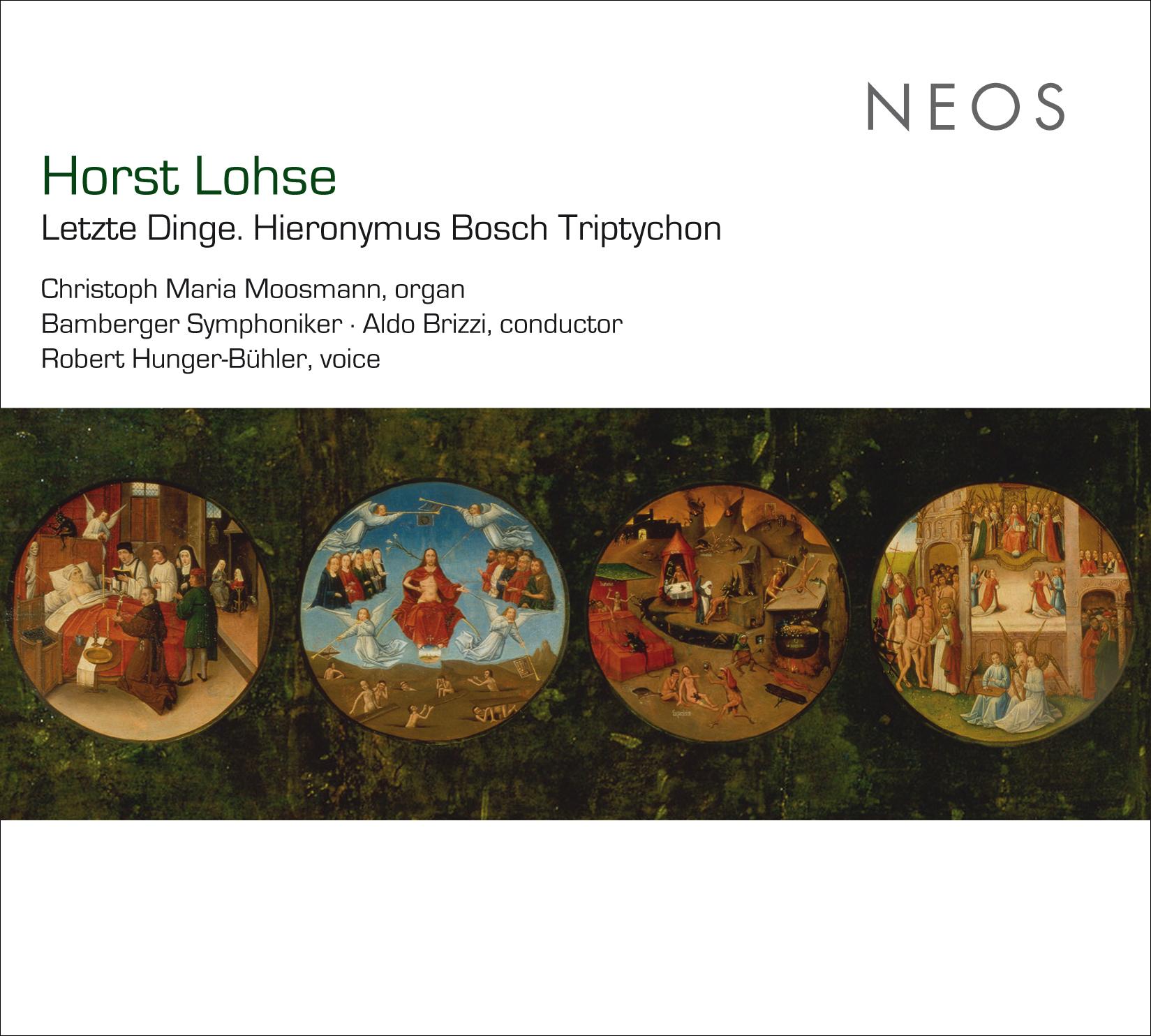 Hieronymus Bosch Triptychon