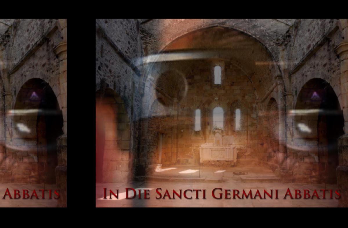 In Die Sancti Germani Abbatis