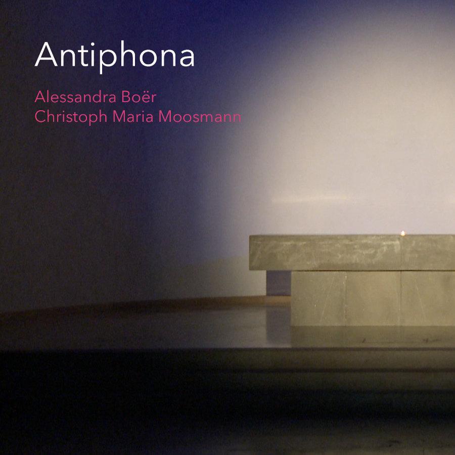 Antiphona 2016 CD und blu-ray